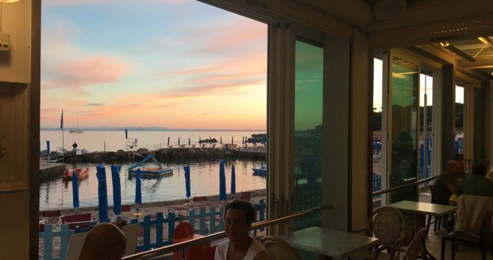 vista ristorante bagni salvadori